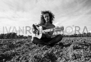 cantante de rock